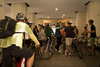 Day 1: Attendees get ready to visit Perth's Bike Boulevards. - thumbnail