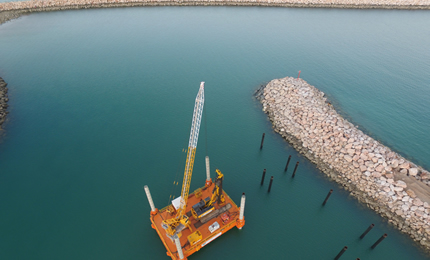 Exmouth Boat Harbour project