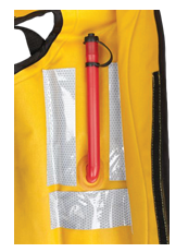 Inflatable lifejackets step 3