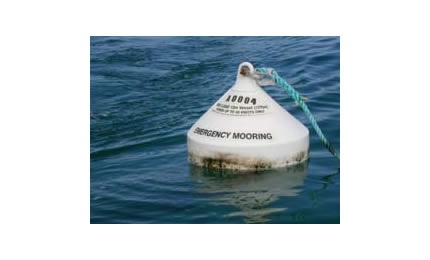 Emergency mooring