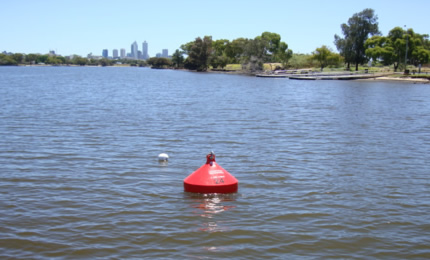 Swan River courtesy mooring