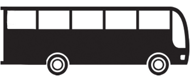 HR class vehicle bus front