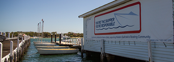 Marine Education Boatshed
