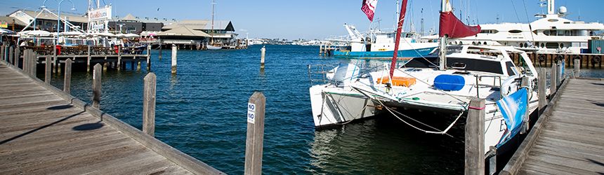 Image of Fremantle Fishing Boat Harbour