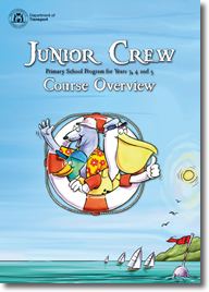 Cover of Junior Crew course overview document