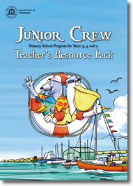 Image of front cover of teacher resource kit