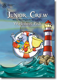 Image of front cover of worksheet pack