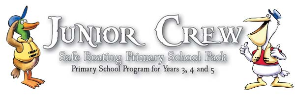 Junior crew program banner image