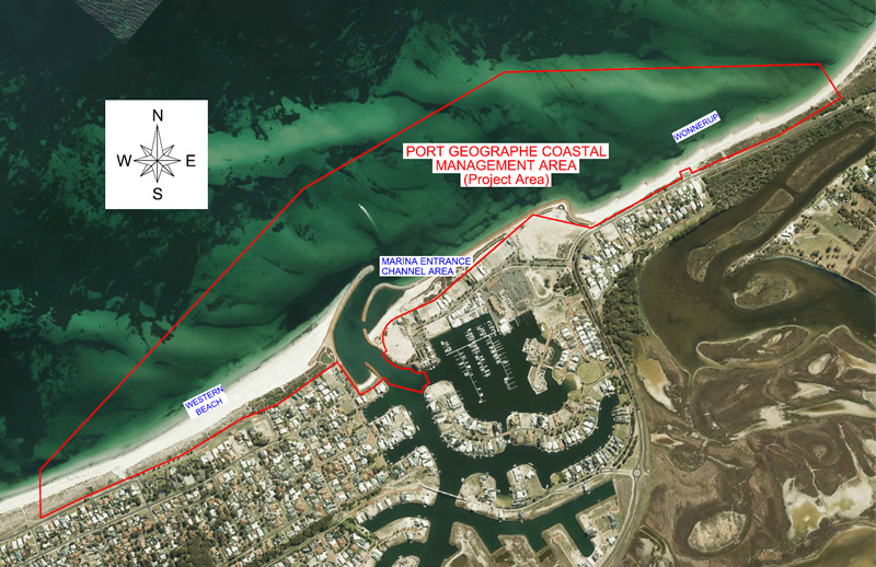PGCMA sketch - Port Geographe