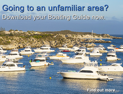 Promo for boating guides