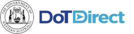 DoT Direct Header Logo