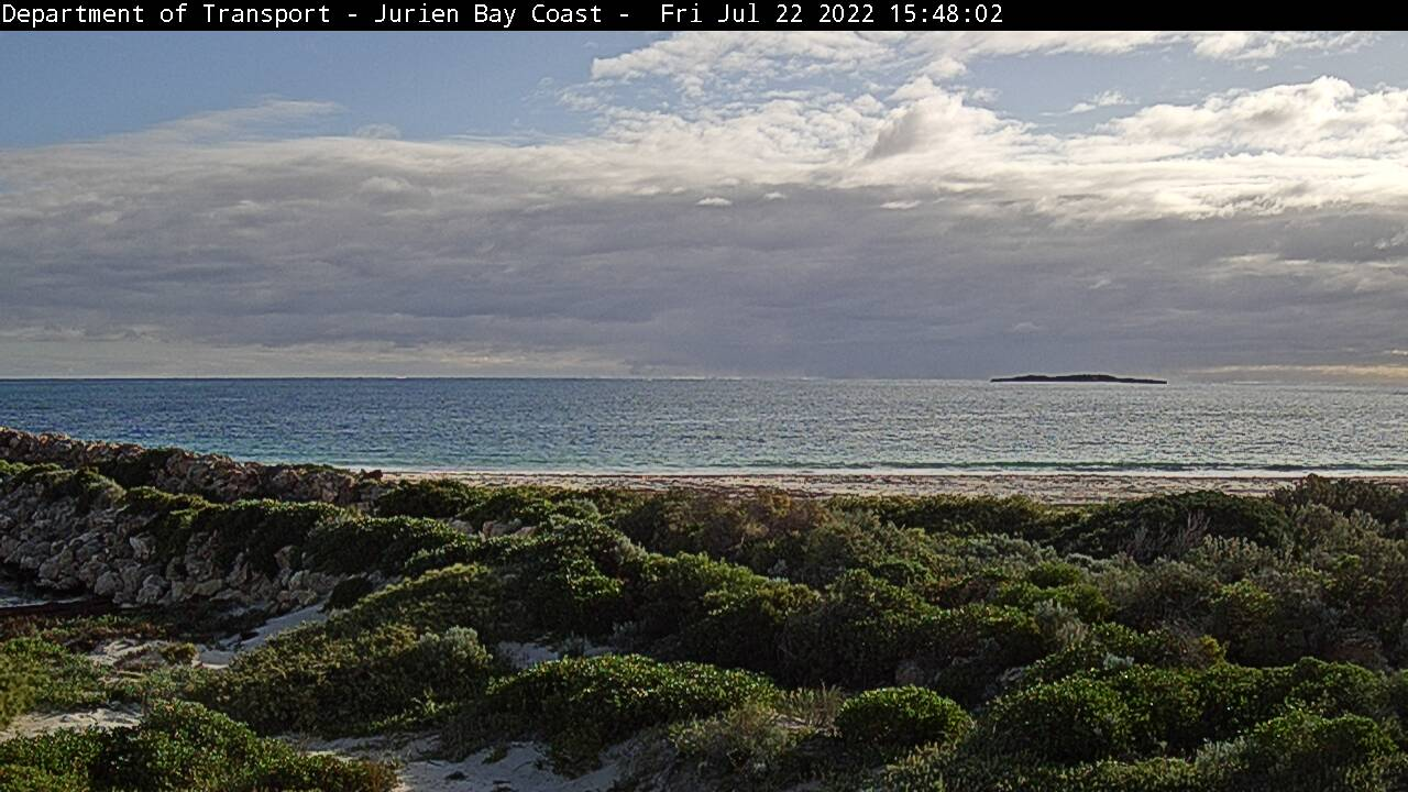 Jurien Bay webcam - Jurien Bay webcam, Western Australia, Shire of Dandaragan