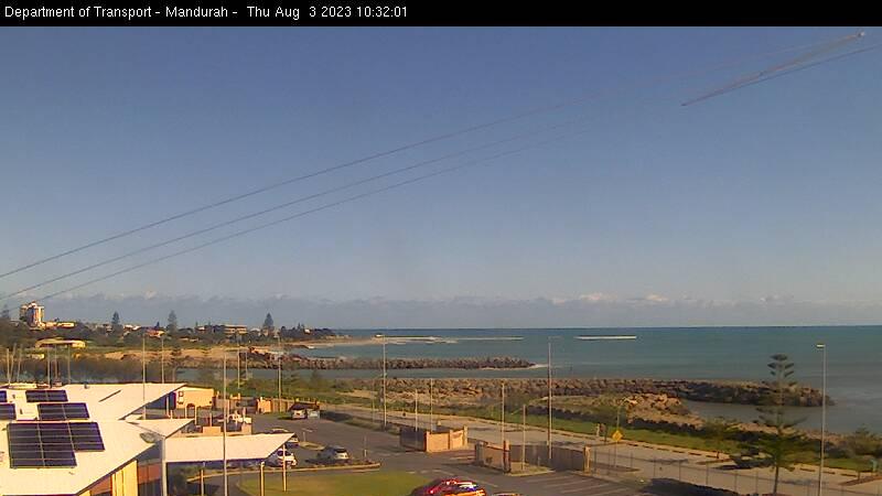 Live camera Mandurah Western Australia