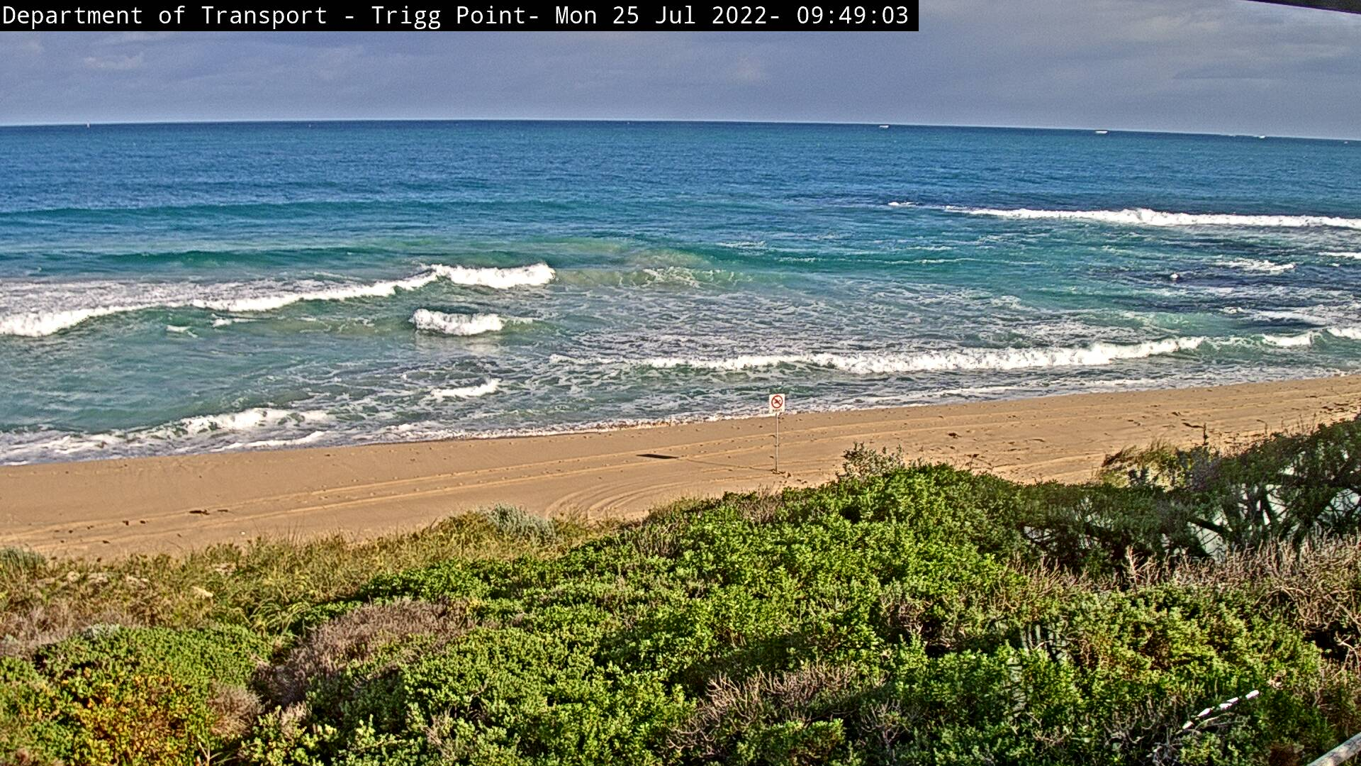 Trigg Point Surf Cam