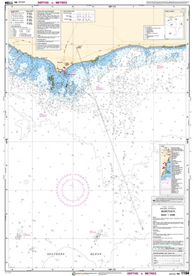 Download high resolution chart for Hopetoun