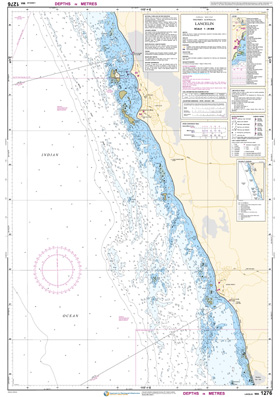 Download high resolution chart for Lancelin