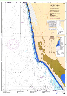 Download high resolution chart for Shoal Point