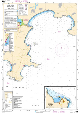 Download high resolution chart for Bremer Bay