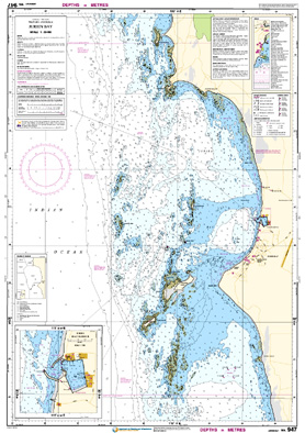 Download high resolution chart for Jurien Bay
