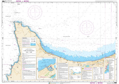 Download high resolution chart for Cape Naturaliste