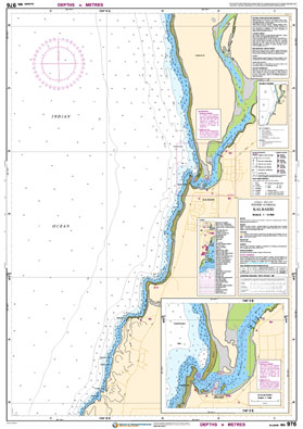 Download high resolution chart for Kalbarri