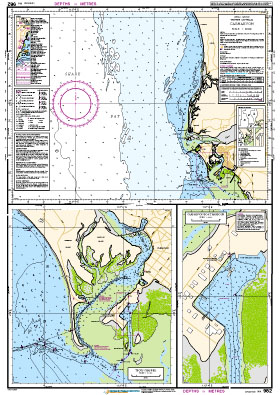 Download high resolution chart for Carnarvon